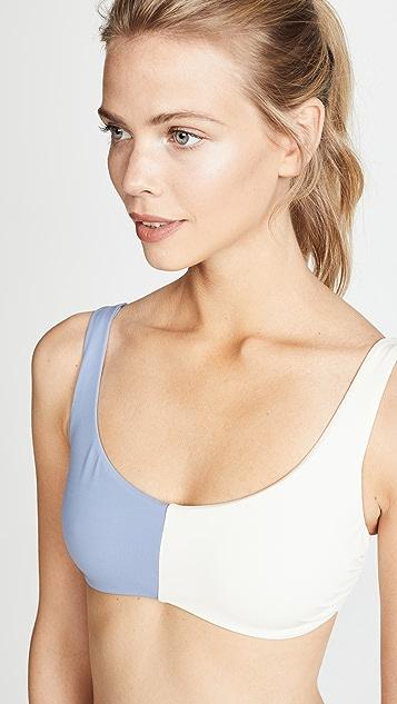 Tori Praver Swimwear Deja Bralette Bikini Top