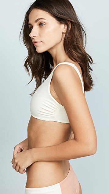 Tori Praver Swimwear Deja Bikini Top