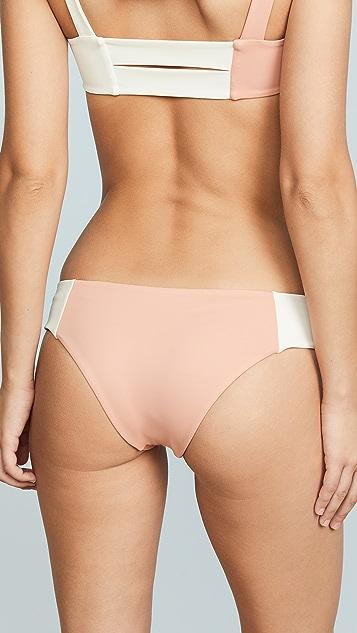 Tori Praver Swimwear Macie Bikini Bottoms