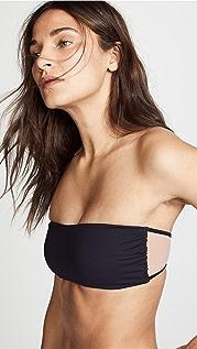 Tori Praver Swimwear Royale 抹胸式比基尼