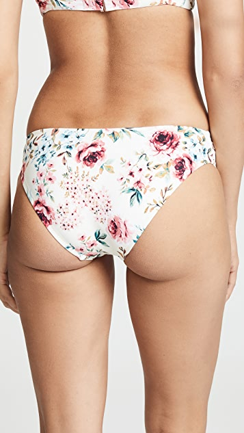 Tori Praver Swimwear Romi Full Coverage Bikini Bottoms