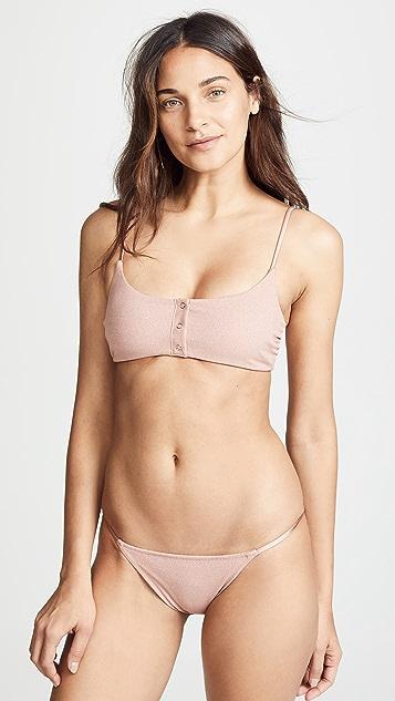Tori Praver Swimwear Loria Bralette Bikini Top