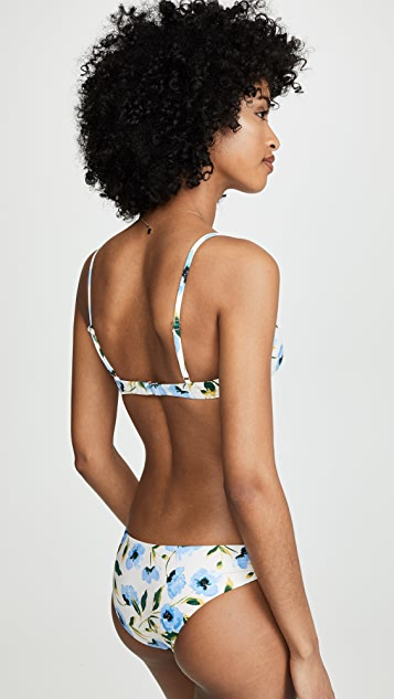 Tori Praver Swimwear Lola Bikini Top