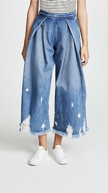 Tortoise Coryne Culotte Jeans
