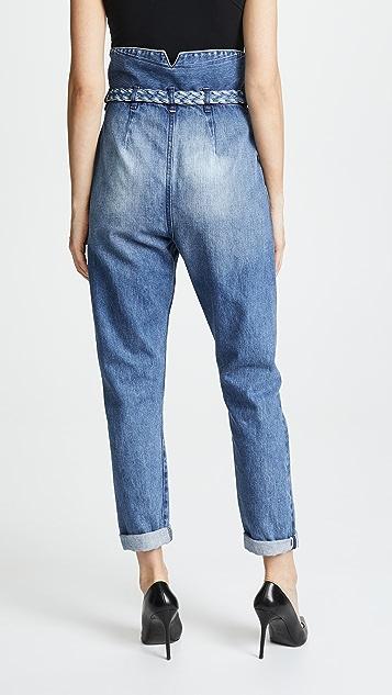 Tortoise Morenia Paper Bag GF Jeans