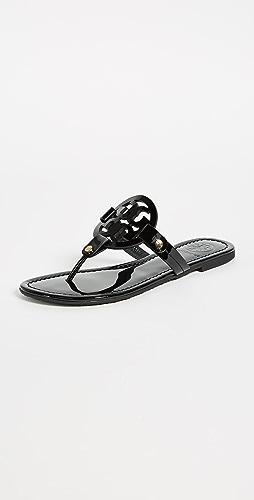Tory Burch - Miller Patent Thong Sandal