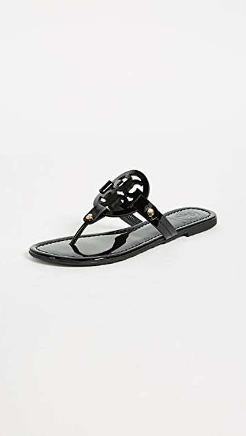 f558a5ebcee737 Tory Burch Miller Thong Sandals