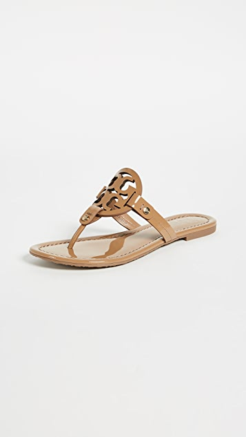 96da297e07c75 Tory Burch Miller Thong Sandals ...