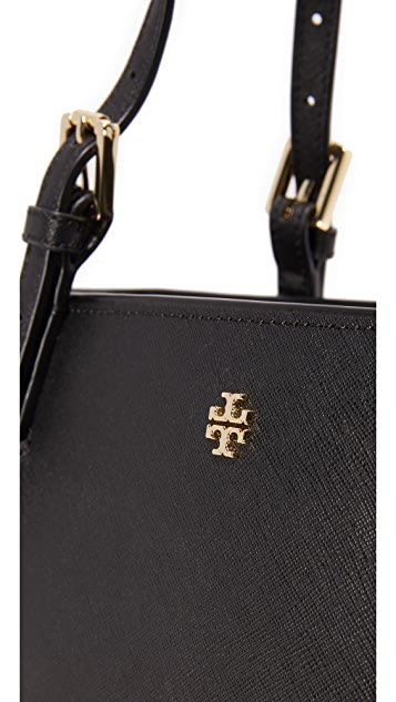 Tory Burch York Small Buckle Tote