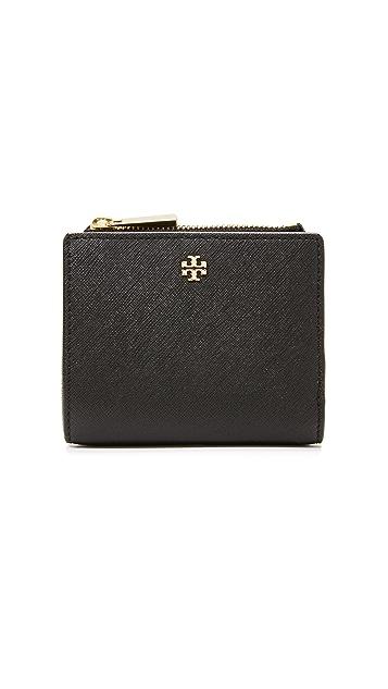 d69653a1fe36 Tory Burch Robinson Mini Wallet