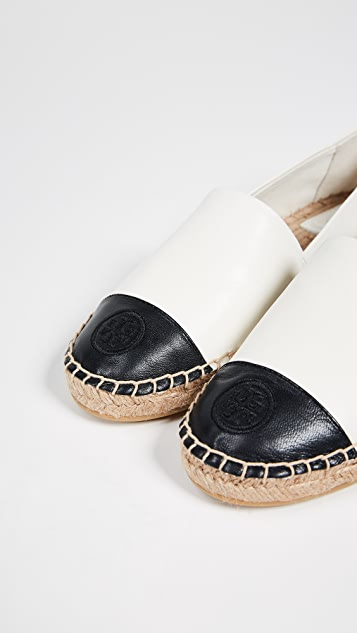 841a43444ad ... Tory Burch Colorblock Espadrilles ...