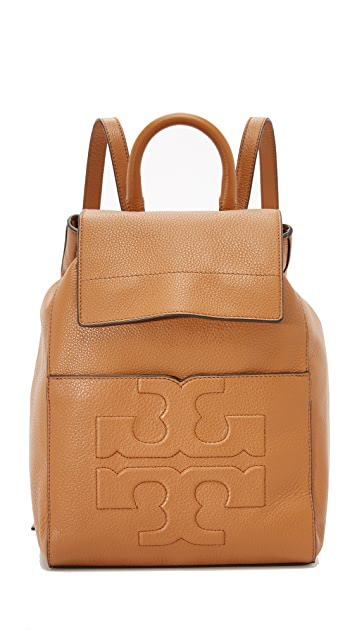 40d0e7f06653 Tory Burch Bombe T Flap Backpack ...
