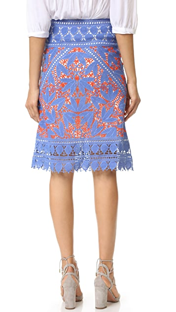 Tory Burch Whitney Skirt