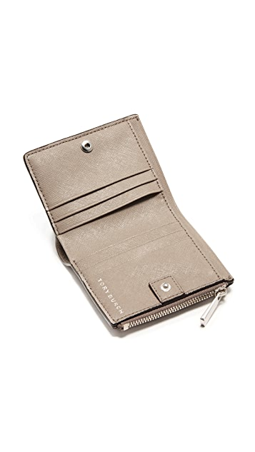Tory Burch Robinson Mini Wallet