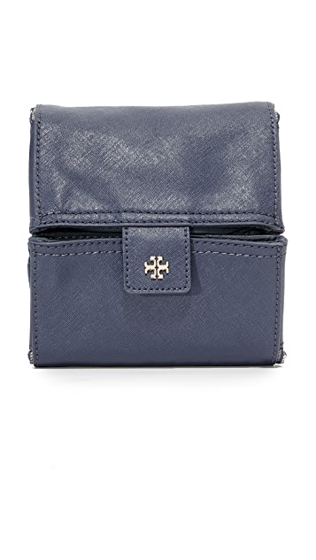 Tory Burch Ella Printed Packable Tote
