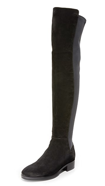 9e3c77c3588 Tory Burch Caitlin Stretch Over the Knee Boots