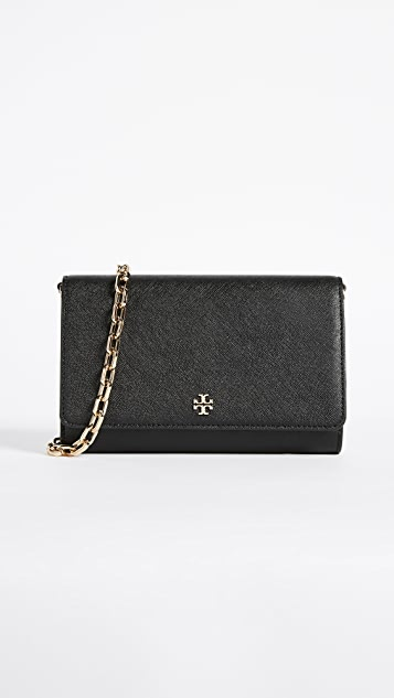 d96a65861db Tory Burch Robinson Chain Wallet ...