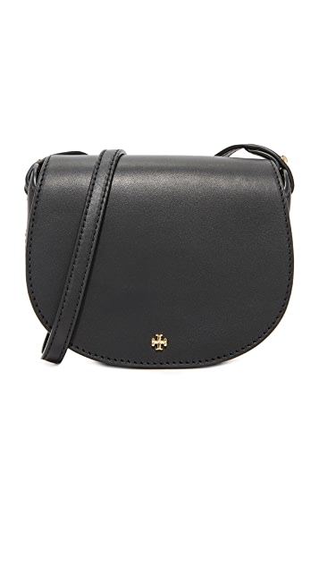 Tory Burch Mini Saddle Bag