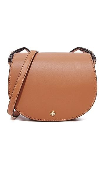 Tory Burch Mini Saddle Bag