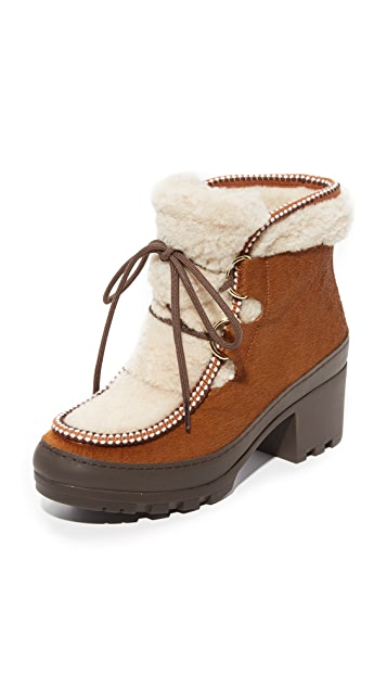 c56adedc2e20 Tory Burch Berkley Shearling Booties