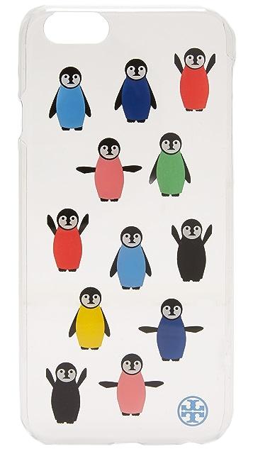 Tory Burch Penguin Print Hardshell iPhone 6 / 6s Case