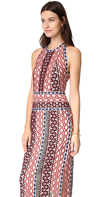 Tory Burch Beauvoir Gown