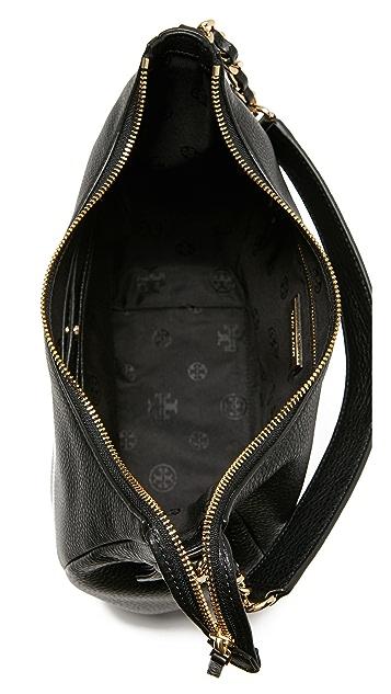 Tory Burch Harper Zip Hobo Bag