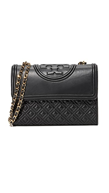 9ce222596868 Tory Burch Fleming Convertible Shoulder Bag ...