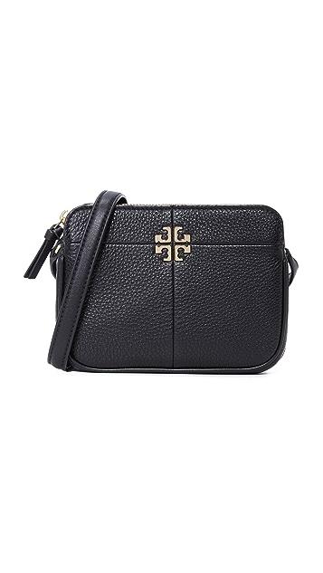 Tory Burch Ivy Micro Zip Cross Body Bag