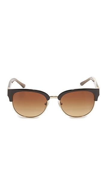 Tory Burch Square Sunglasses