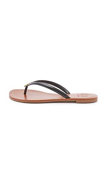 Tory Burch Terra Thong Sandals
