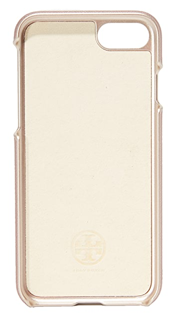 Tory Burch Robinson Hardshell iPhone 7 / 8 Case