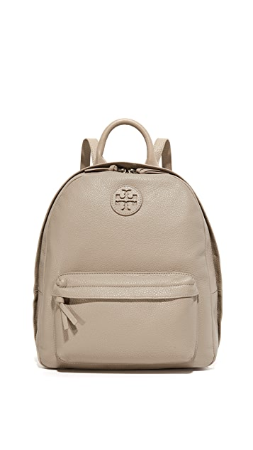 Tory Burch Leather Backpack