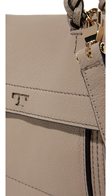 Tory Burch Half Moon Small Satchel