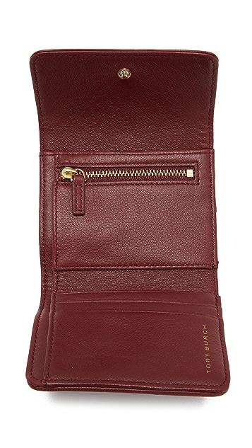 Tory Burch Fleming Mini Wallet
