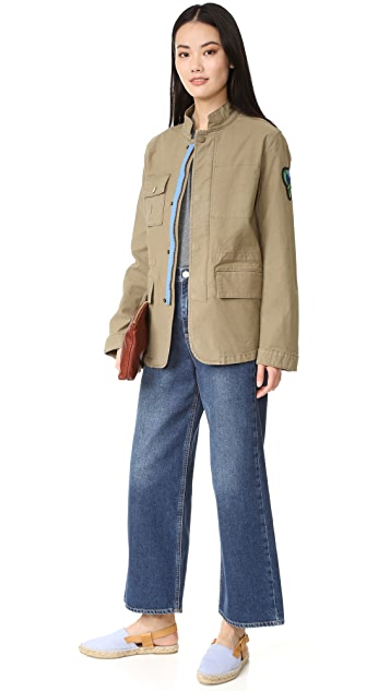 Tory Burch Ellis Jacket