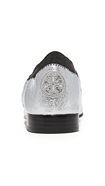 Tory Burch Bombe Oxfords