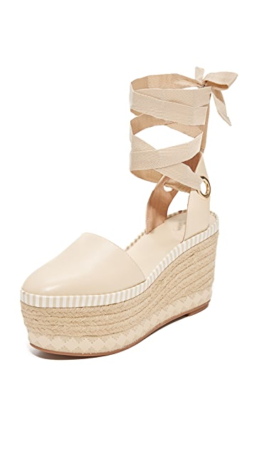 d743b18db6ce Tory Burch Dandy Espadrille Wedges