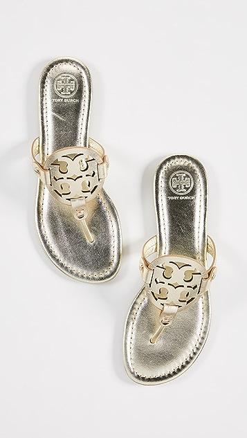Tory Burch Miller Thong Sandals