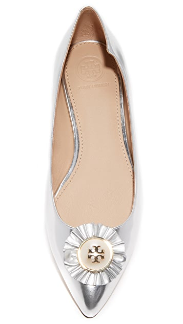 Tory Burch Melody Flats