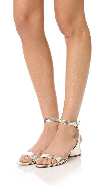 Tory Burch Elizabeth 2 City Sandals