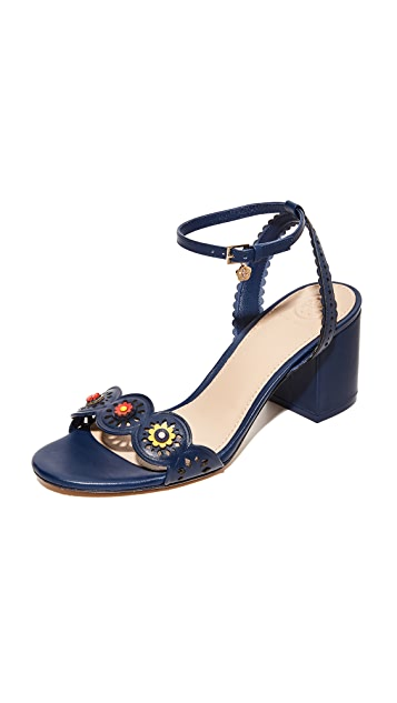 1b68f28f3 Tory Burch Marguerite Perforated City Sandals ...