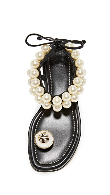 7c1afda906cf78 ... Tory Burch Melody Ankle Strap Sandals ...