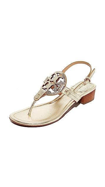 9667365ea1ab2 Tory Burch Miller Sandals
