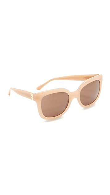 Tory Burch Square Sunglasses