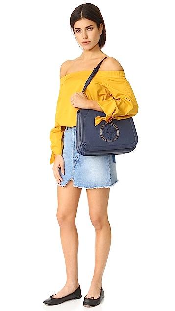 Tory Burch Stud Shoulder Bag