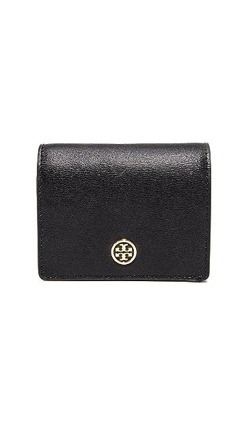 Tory Burch Parker Foldable Mini Wallet
