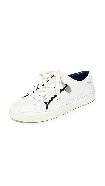 5185e28b5430 Tory Burch Tory Sport Ruffle Sneakers
