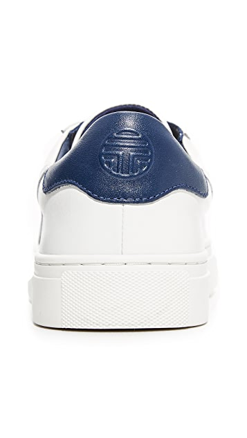 Tory Burch Tory Sport Chevron Colorblock Sneakers
