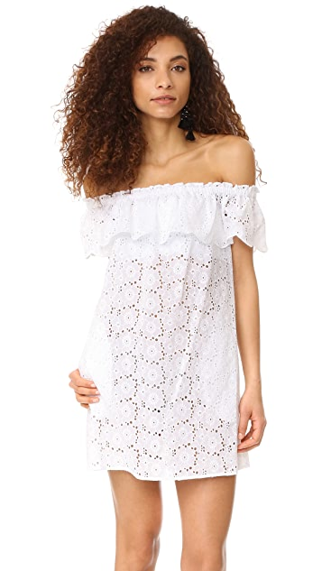 Tory Burch Broderie Dress